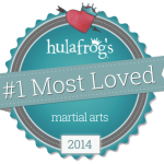 Hulafrog 2014 #1 Most Loved Martial Arts School